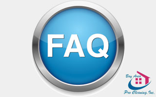 Bay Area Pro Cleaning FAQ
